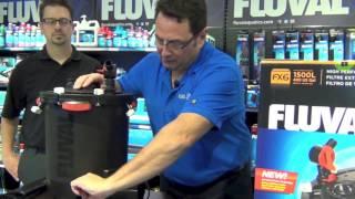 Fluval  FX5 / FX6-Filter Media Bio Foam 2 pack