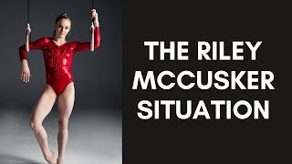 The Riley McCusker Situation
