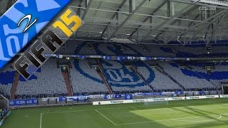 preview picture of video 'Let's Play FIFA 15 Trainerkarriere [Deutsch/HD] #002 - FC Schalke 04 - Bayern ist zu Gast'