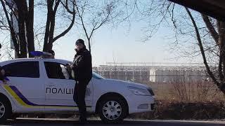 Полиция Киева ищет ЖЕРТВУ для беспредела. январь 2018