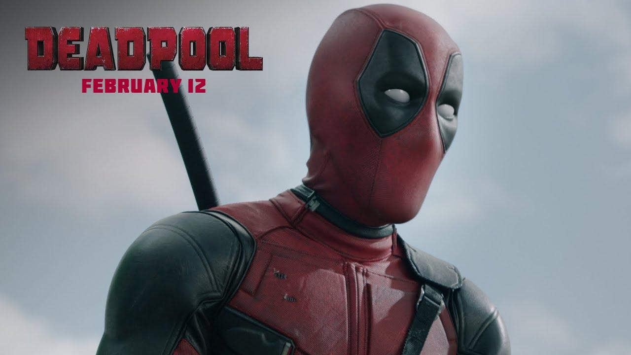 Deadpool's Trailer Eve