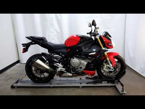 2019 BMW S 1000 R in Eden Prairie, Minnesota - Video 1