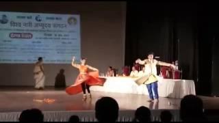 Jhansi ki Rani (classical) dance..