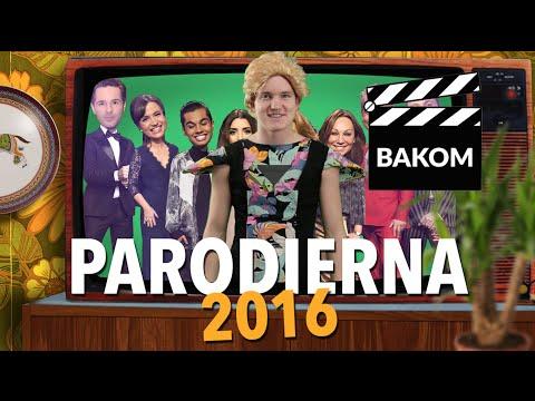 Bakom - Melodifestivalen PARODI 2016