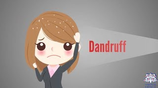Dandruff, Causes, Signs and Symptoms, Diagnosis and Treatment.