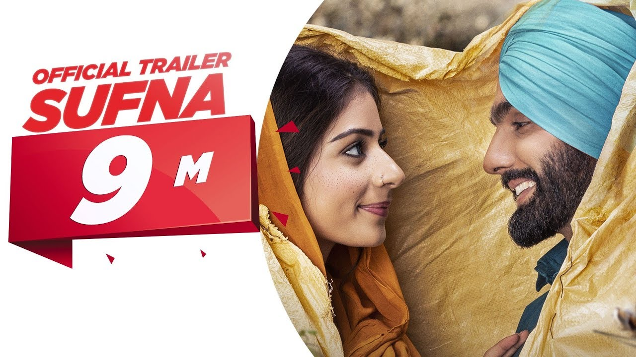 Sufna Punjabi Movie | Ammy Virk and Tania | Trending Releasing on 14th Feb 2020