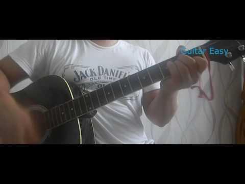 Как играть: Бессмысленны слова, на гитаре