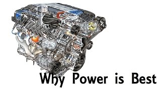 Torque Vs Power: Why Power Wins Races and not Torque!