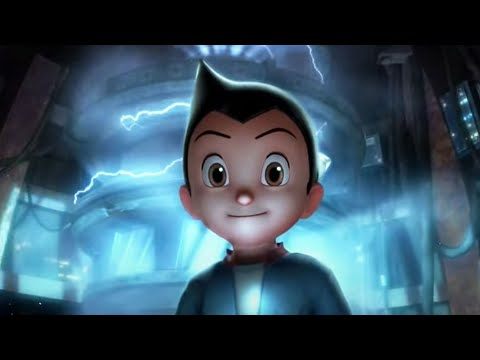 Astro Boy Clip 'Astro Boy Revives Zog'