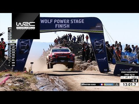 WRC - XION Rally Argentina 2019: Wolf Power Stager Recap