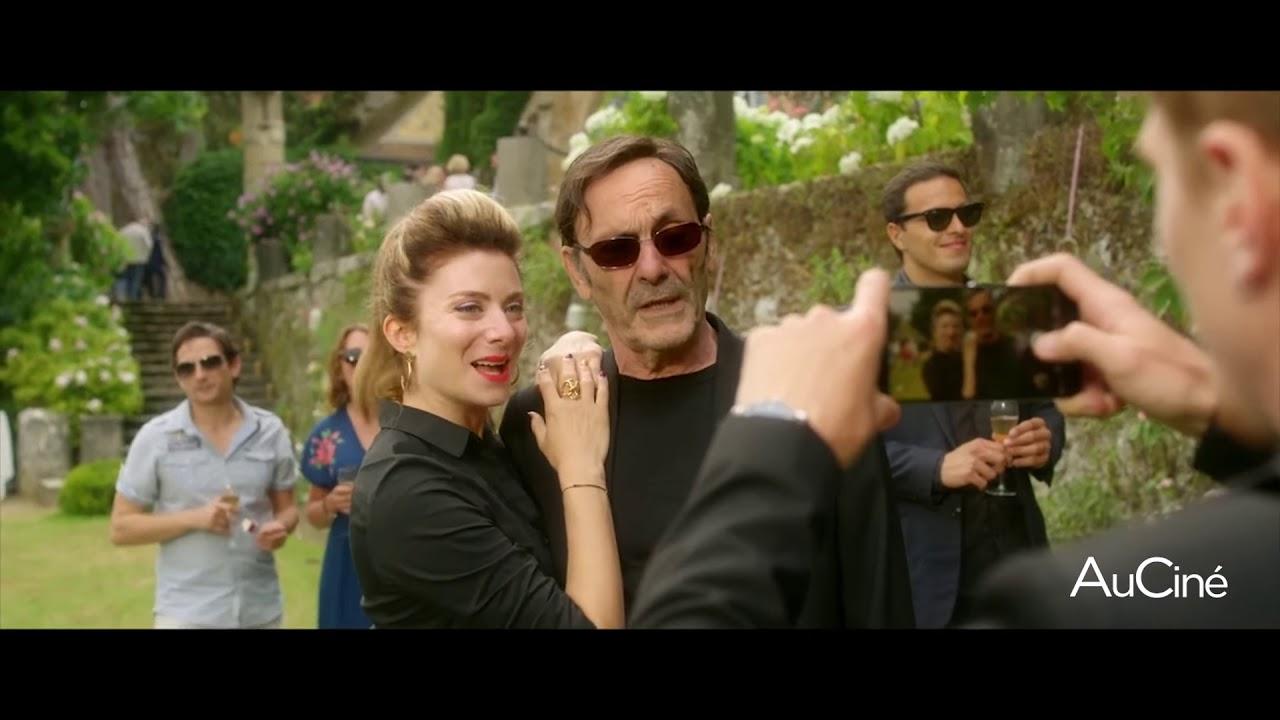 Trailer för Trädgårdsfesten