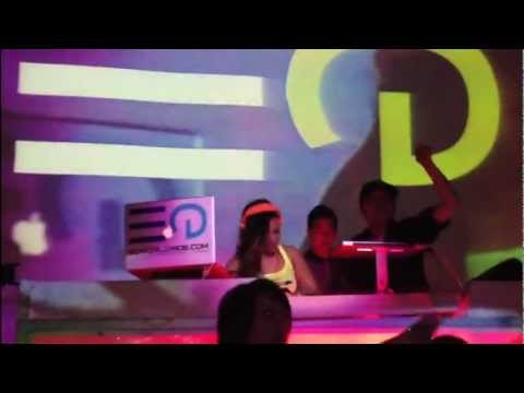 EQ Drops Epic Intro @ Supperclub Los Angeles