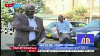 LSK and JSC clash over judges retirement age