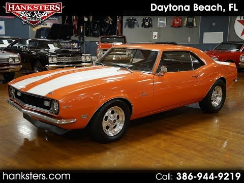 Video of Classic '68 Chevrolet Camaro - $39,900.00 Offered by Hanksters Hot Rods - Q33U