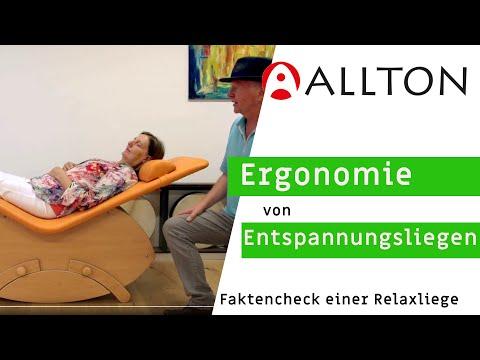 Entspannungsliege - wichtige Fakten zur ergonomischen Relaxliege