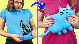 14 DIY Cat Lovers Craft Ideas