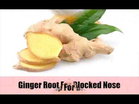Video 7 Home Remedies For Blocked Nose