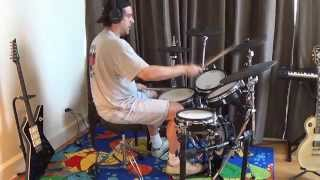 Green Day - Boulevard of Broken Dreams drum cover