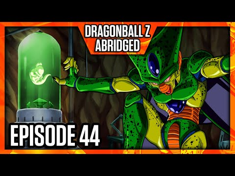 DragonBall Z Abridged: Episode 44 - TeamFourStar (TFS)