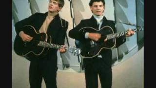 """So Sad (To Watch Good Love Go Bad)""   The Everly Brothers"