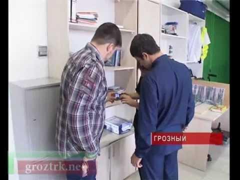 Ризван Магомадов - юный чеченский мультипликатор - видео-репортаж
