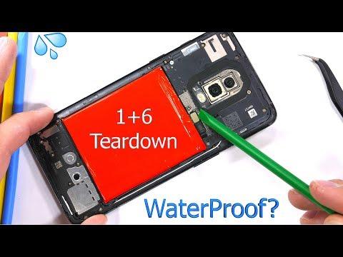 OnePlus 6 è più Waterproof di OnePlus 5T