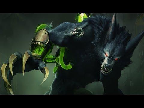 League of Legends - Warwick The Wrath of Zaun Champion Trailer