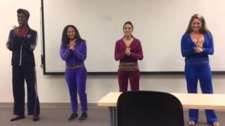 """""""Cheetah Sisters"""" - Cheetah Girls ASL"""