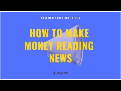 Is there an opportunity to make money on the Internet