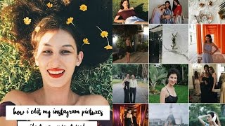 HOW TO HAVE THE PERFECT INSTAGRAM FEED + HOW TO HAVE THE PERFECT FEED
