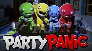 УГАРНЫЙ ВЫНОС МОЗГА! - Party Panic