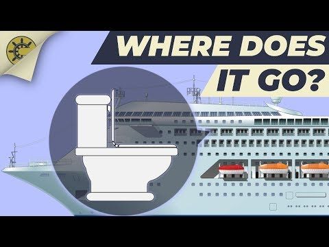How Cruise Ship Toilets Work