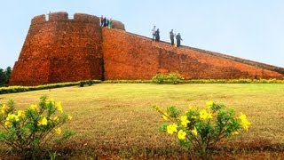 Bekal fort and surroundings