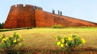 Bekal fort and surroundings