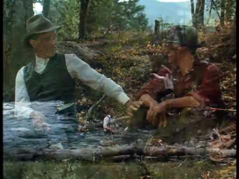 Elokuva: Ja keskellä virtaa joki