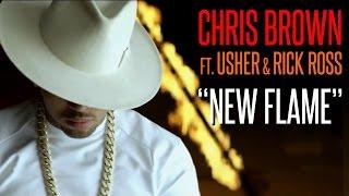 Chris Brown - New Flame Dave Audé Remix (Bass Boosted)