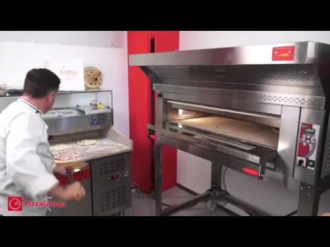 Video Four 4 pizzas électrique professionnel PYRALIS PIZZAGROUP