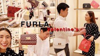 แฟนพาช้อปของขวัญวันวาเลนไทน์ 🎁 ไอเท็มเด็ดจาก FURLA ที่สาวๆต้องมี | WEARTOWORKSTYLE