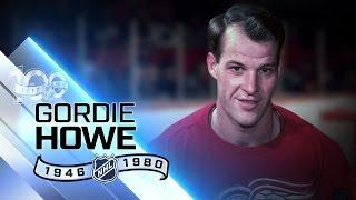 Gordie Howe, 'Mr. Hockey,' enjoyed five-decade career