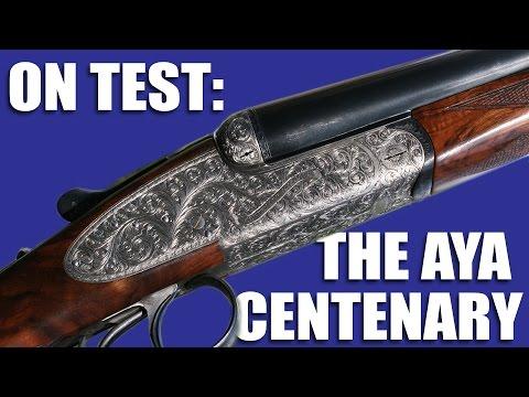 On Test: AYA Centenary
