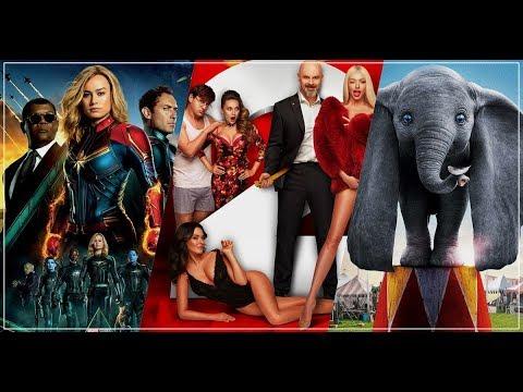 Топ самых ожидаемых фильмов 2019 (новинки кино)