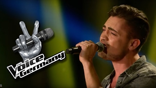 Speeding Cars - Walking on Cars | Andreas Steiger | The Voice of Germany 2016 | Audition