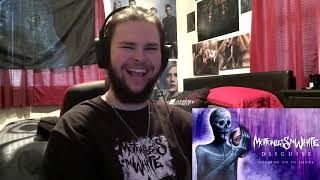 """METAL BASSIST REACTS TO """"HOLDING ON TO SMOKE"""" BY MOTIONLESS IN WHITE"""