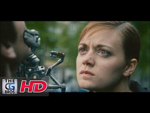 "CGI VFX Blender Short  : ""Tears of Steel"" Written and Directed by Ian Hubert"