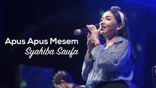 Syahiba Saufa - Apus Apus Mesem (Official Live Performance)