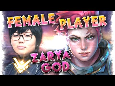 韓國17歲的札莉亞本人 女玩家 札莉亞79%勝率
