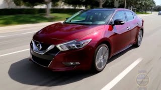 2017 Nissan Maxima - Review and Road Test