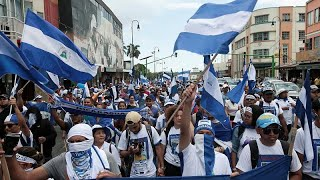 UE ameaça punir regime da Nicarágua