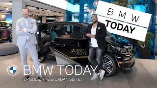 [오피셜] BMW TODAY – Episode 17: The BMW i3 Urban Suite.