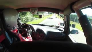 preview picture of video 'Slalom de Châlus 2013 - Manche 3 - Saxo VTS FN2'